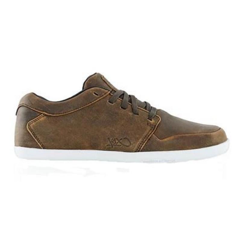 K1X Herren Sneaker lp low le Toffee Brown